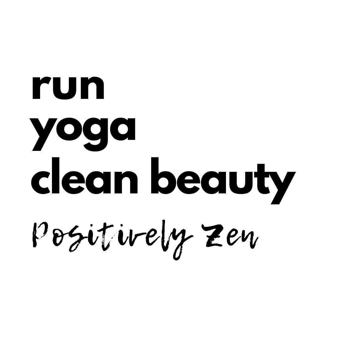 Run Yoga Clean Beauty